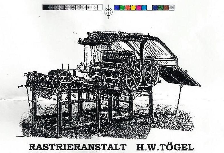 rastriermaschine